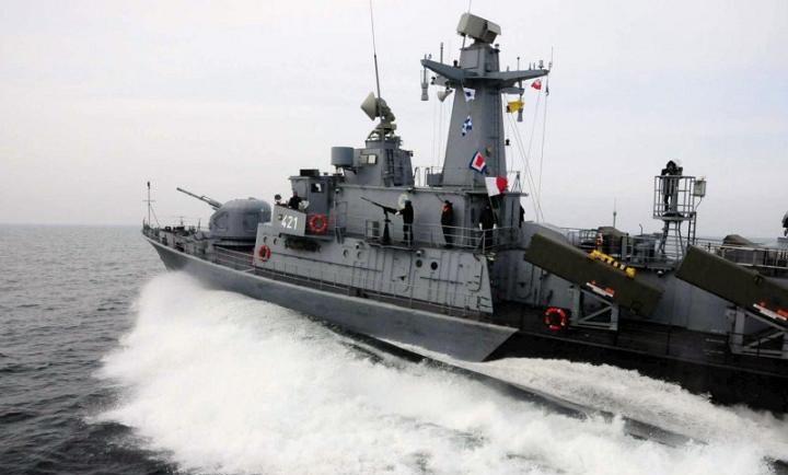 Fot. Marynarka wojenna: ORP Orkan