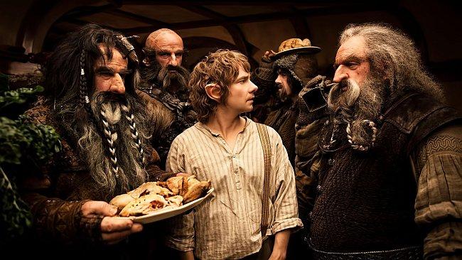 """""""Hobbit: Niezwykła podróż"""" /materiały dystrybutora"""