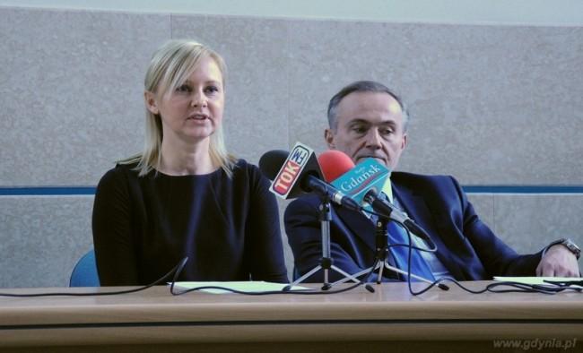 Pani Beata Szadziul Pełnomocnikiem Prezydenta Miasta ds. Rodziny, fot. Dorota Nelke