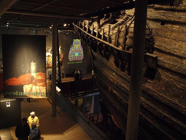 Fot. Muzeum Okrętu Vasa