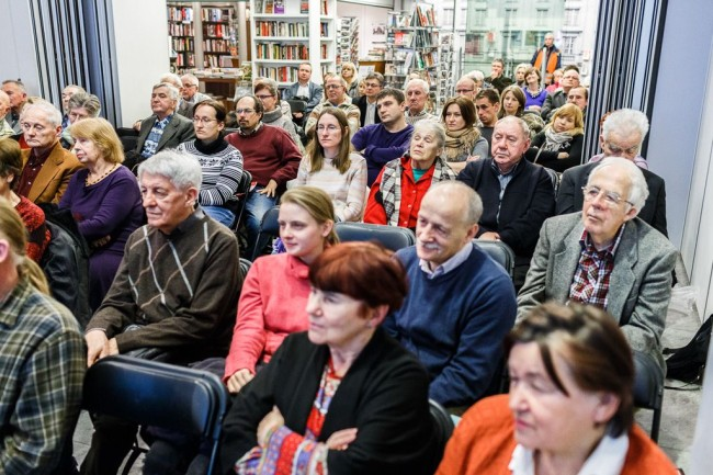 fot. Spotkanie w Warszawie/ Mateusz Grochocki