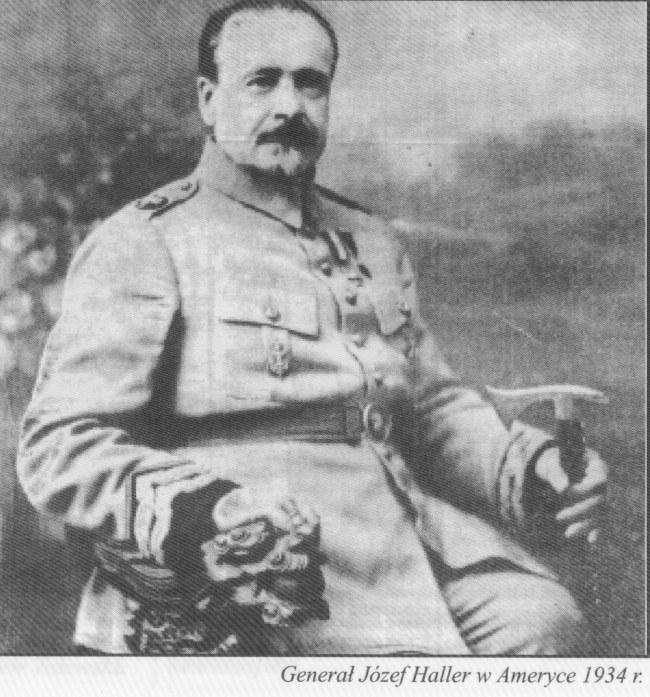 Generał J. Haller / fot. NG