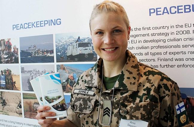 fot. Peacekeeping Finland