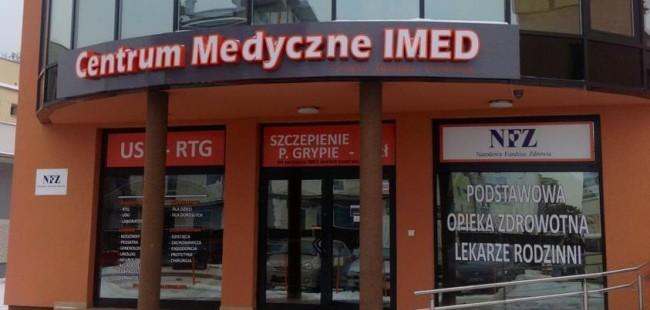 fot. Centrum Medyczne IMED/facebook