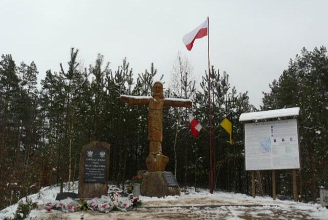 Zdj. Widok ogólny Borowiackiej Strażnicy Pamięci i Patriotyzmu.