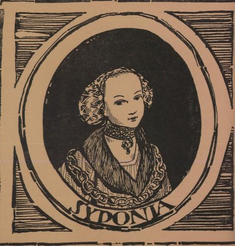 Sydnia von Borck  1545-1620, jej historii poświecimy osobny artykuł