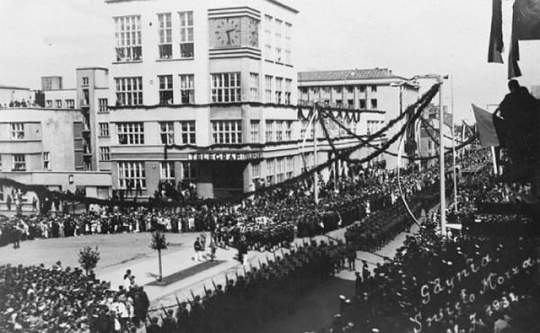 fot. archiwum obchody Święta Morza /Ratusz/Muzeum Miasta Gdyni