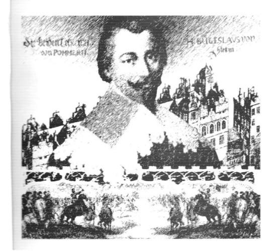 Gryfita i zamek w Szczecinie