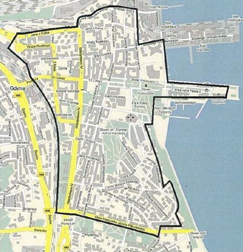 fot. Strefa Płatnego Parkowania w Gdyni/UM Gdynia