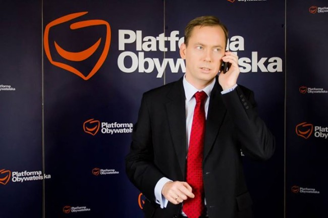 fot. oficjalna strona internetowa Zbigniewa Konwińskiego