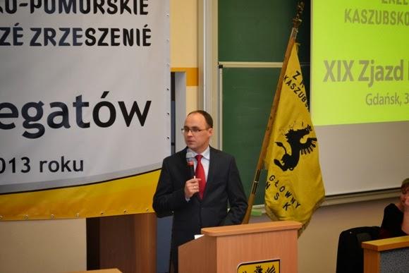 Łukasz Grzędzicki / fot. kaszubi.pl
