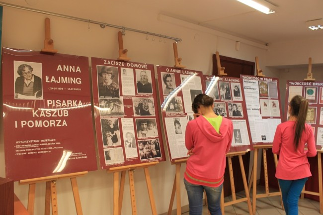 Bolszewo - okolicznosciowa wystawa