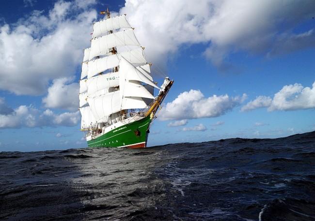 fot. DSST Deutsche Stiftung Sail Training