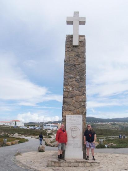 Na skraju Europy - Cape Roca.