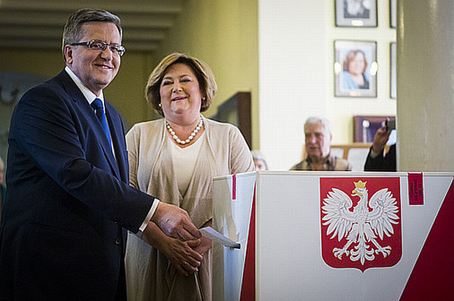 fot. Wojciech Grzedzinski