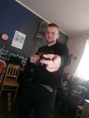 """Raper KęKę / fot. facebook / Hip-Hop """"Drugą Szansą"""" w resocjalizacji"""
