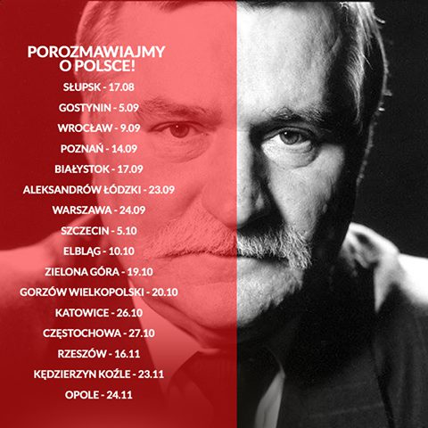 fot. facebook / Lech Wałęsa