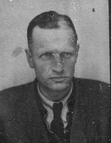 Zdjęcie Karola Kreffta po 40-tce.