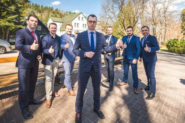 Stowarzyszenie Młody Samorząd - Dawid Litwin