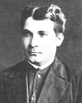 Ks. Antoni Muchowski – uczeń gimnazjum chojnickiego.