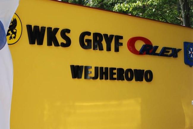 fot. WKS Gryf Orlex Wejherowo
