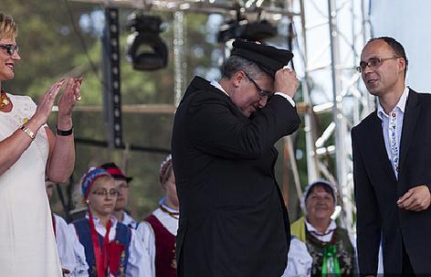 Fot. Kancelaria Prezydenta RP/W. Grzędziński