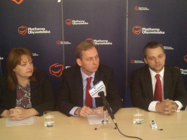 Marcin Dadel z prawej / fot. GK