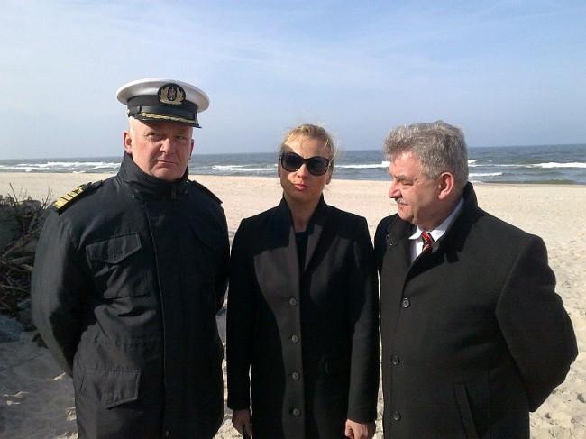 Tomasz Bobin, Dorota Pyć, Kazimierz Kleina. / fot. GK