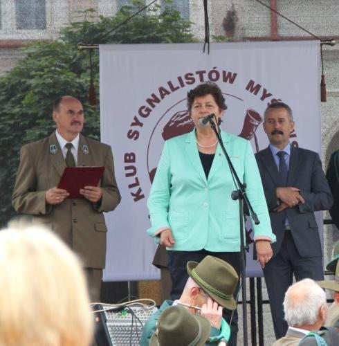 Gisela Schwarz - Burmistrz Hagenow
