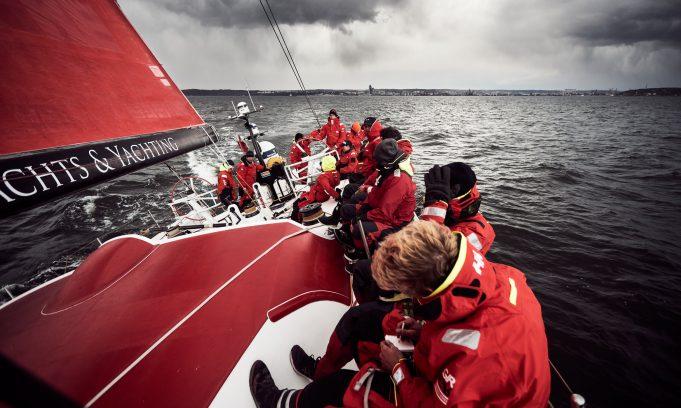 Jacht Sailing Poland fot. Robert Hajduk
